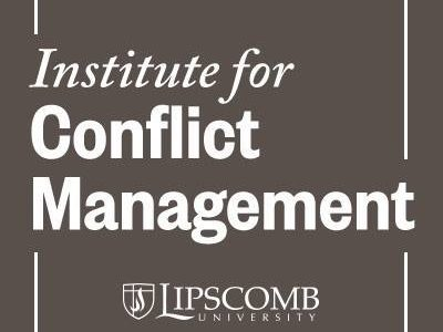 Lipscomb University 2019 Southeast Conference on Conflict Management