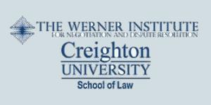 Creighton University 1.0 logo