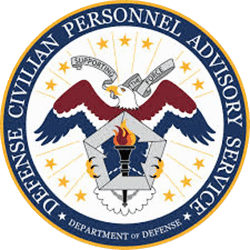 Defense Civilian Personnel Advisory Services Logo