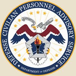 Defense Civilian Personnel Advisory Services Logo