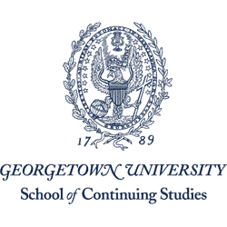 Georgetown School of Continuing Studies Logo