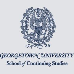 Georgetown School of Continuing Studies Logo
